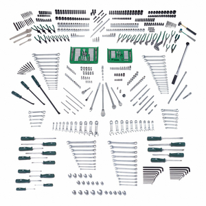 MASTER TOOL SET MECHANIC 650 PC by SK Professional Tools