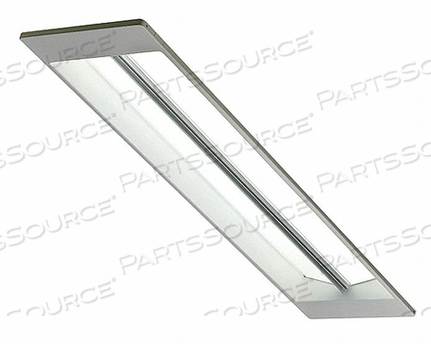 LED RECESSED TROFFER 3500K 40W 120-277V by Cree