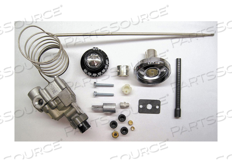 GAS COOKING CONTROL TSTAT KIT FOR OVENS by Robertshaw