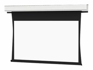 DA-LITE TENSIONED ADVANTAGE DELUXE ELECTROL HDTV FORMAT - PROJECTION SCREEN - IN-CEILING MOUNTABLE - MOTORIZED - 120 V - 119 IN (118.9 IN) - 16:9 - HD PROGRESSIVE 1.3 - POWDER COATED WHITE by DA-Lite