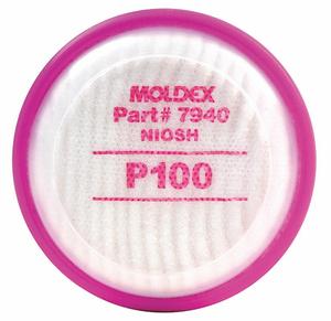 FILTER MAGENTA BAYONET PK2 by Moldex