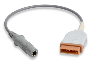 1.7 FT SINGLE TEMPERATURE CARE CABLE by Vyaire Medical Inc.