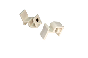 HEAT SHIELD LATCH WITH SCREW by Draeger Inc.