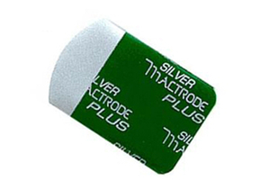 SILVER MACTRODE PLUS, DISPOSABLE ADULT RESTING ECG ELECTRODE by Vyaire Medical Inc.
