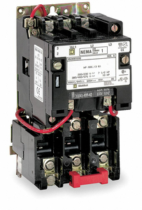 H5151 MAGNETIC MOTOR STARTER NEMA 480V 3P 135A by Square D