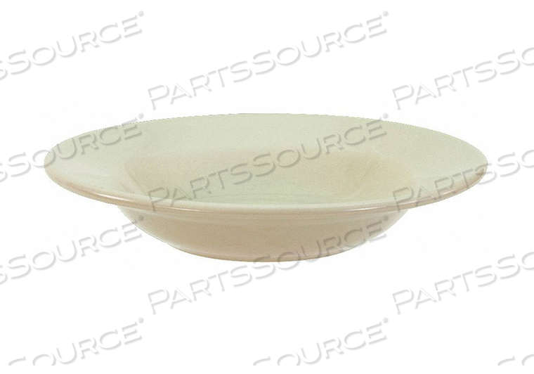 RIMMED SOUP BOWL BONE WHT 12 OZ. PK24 by Crestware