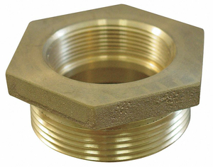 FIRE HOSE ADAPTER 3/4 GHT 1 NPT by Moon American
