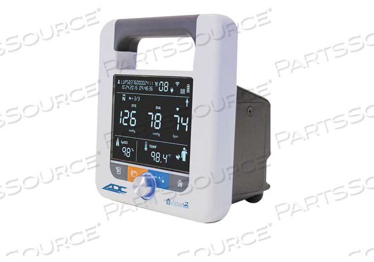 ADVIEW2 DIAGNOSTIC STATION WITH BLOOD PRESSURE by American Diagnostic Corporation (ADC)