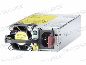 HPE X332 - POWER SUPPLY - AC 110-240 V - 1050 WATT - REMARKETED by HP (Hewlett-Packard)