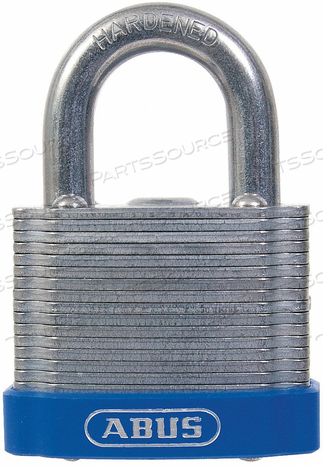 KEYED PADLOCK DIFFERENT 1-3/4 W by Abus