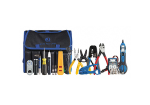 COMMUNICATIONS TOOL KIT 14 PCS. by Jonard Tools