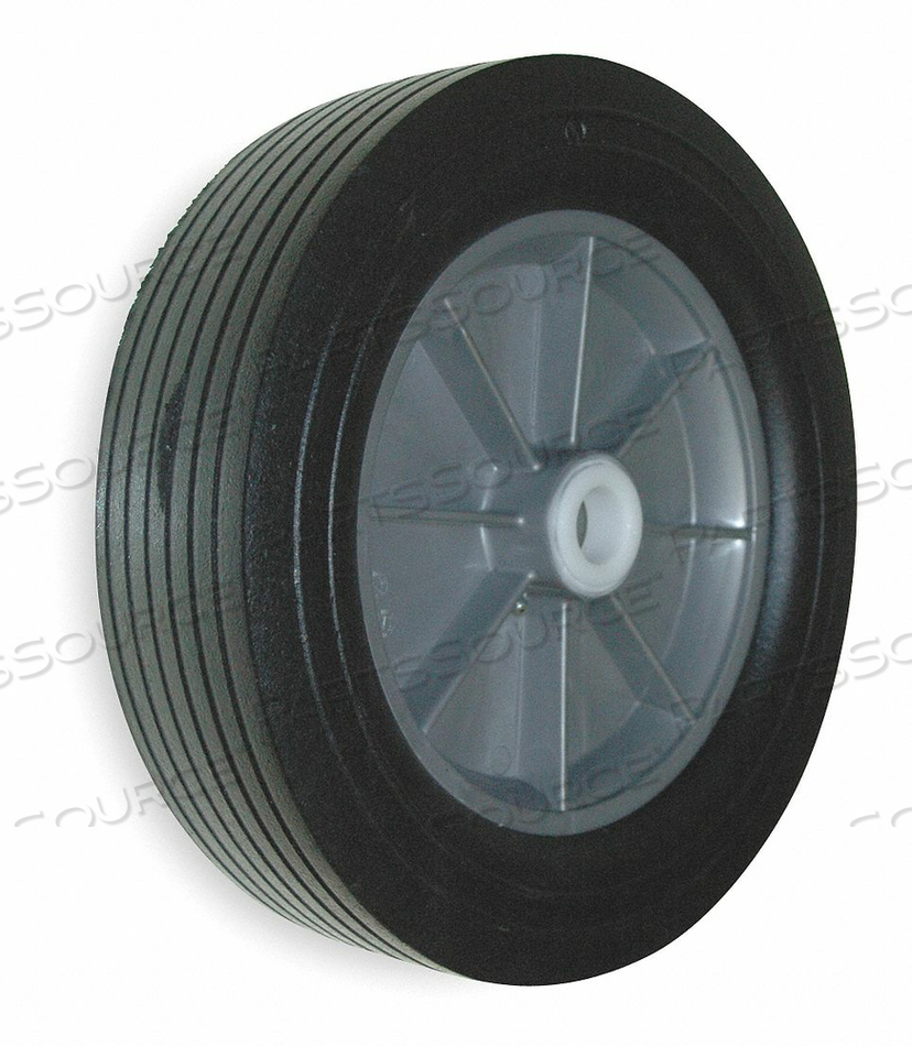 WHEEL FOR USE WITH 5Z192 by Rubbermaid Medical Division