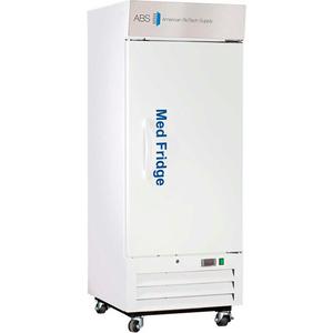 SUPPLY STANDARD PHARMACY/VACCINE SWING SOLID DOOR REFRIGERATOR, 12 CU. FT. by American BioTech Supply