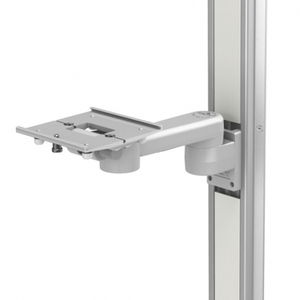 """12""""/30.5CM M SERIES PIVOT ARM WITH SLIDE-IN MOUNTING PLATE by Amico Accessories Inc."""