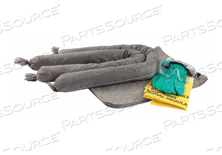 SPILL KIT BAG UNIVERSAL 3 GAL. 18 H by Condor
