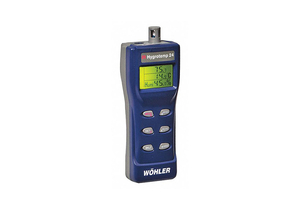 THERMOHYGROMETER 0 PER. TO 100 PER. by Wohler