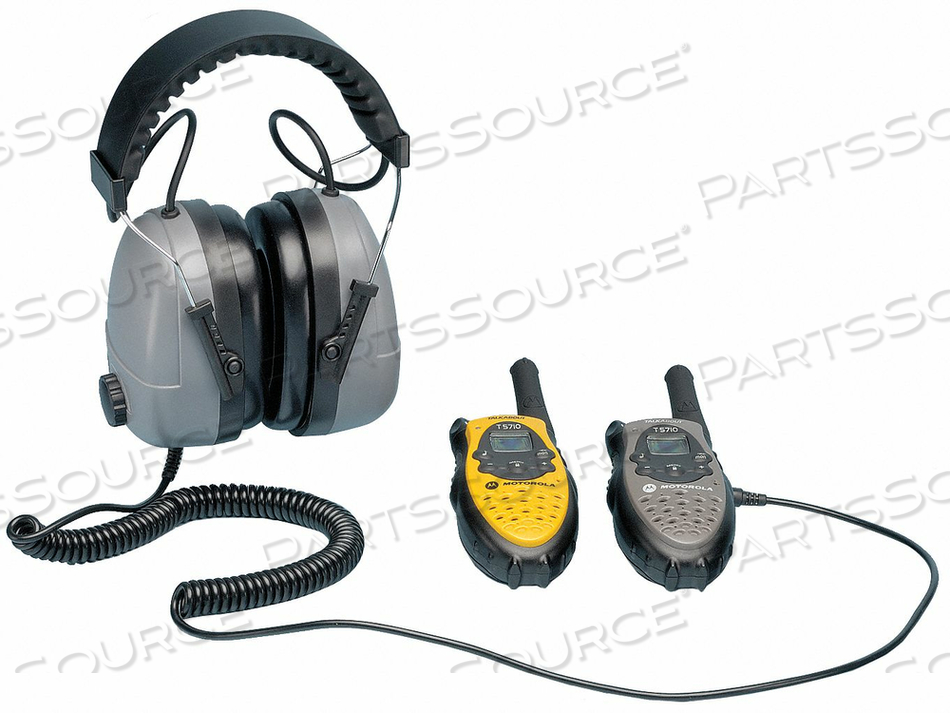 HEADSET 25DB OVER-THE-HEAD by Elvex