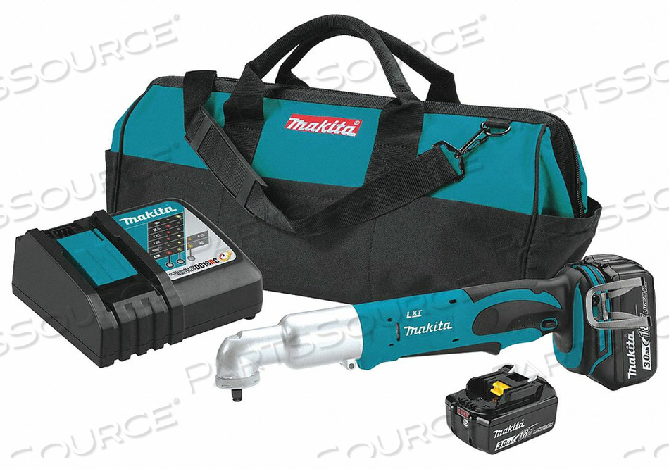 CORDLESS IMPACT WRENCH KIT 15-1/4 IN L by Makita