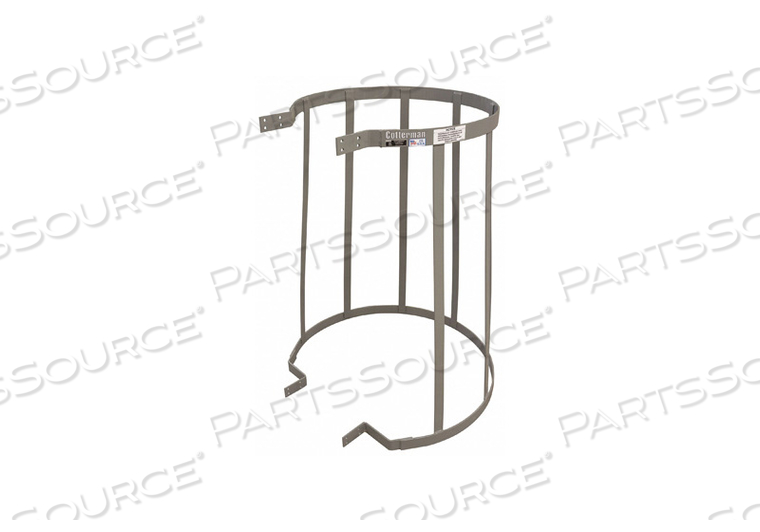 SAFETY CAGE STEEL BOTTOM by Cotterman