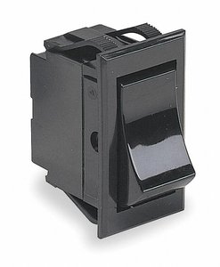 ROCKER SWITCH DPST 4 CONNECTIONS by Carling Technologies