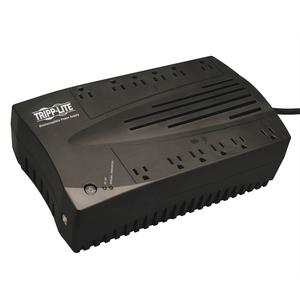 TRIPP LITE 750VA 450W UPS DESKTOP BATTERY BACK UP AVR COMPACT 120V USB RJ11 by Tripp Lite