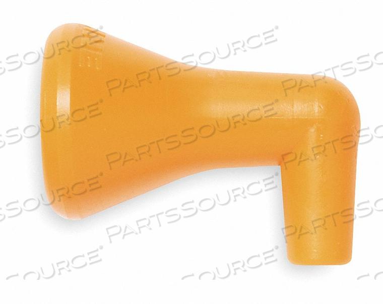 FLEX HOSE NOZZLE 90 DEG PK4 by Loc-Line