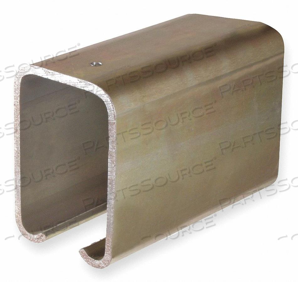 STEEL SLIDING DOOR TRACK 4400 LBS CAP by Pemko