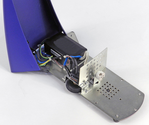 MICROSCOPE BOTTOM BASE FOR G380 LED WITH ALL ELECTRICAL PARTS by UNICO (United Products & Instruments, Inc.)