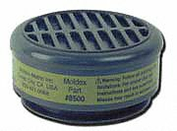 CARTRIDGE OLIVE SNAP-IN GASKET by Moldex