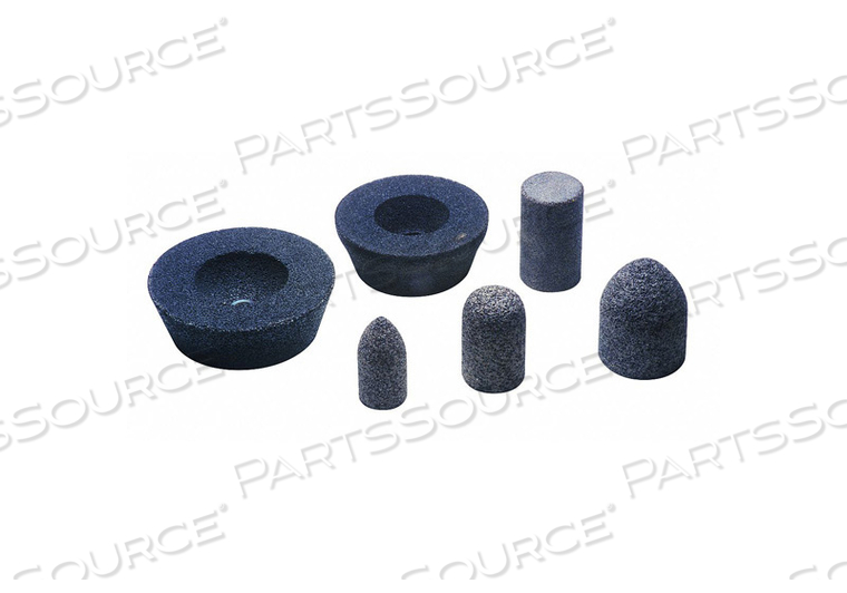 CONE ALUMINUM OXIDE 1-1/2IN DIA. by CGW Abrasives