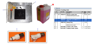 COOLANT, GEMISCH by Siemens Medical Solutions