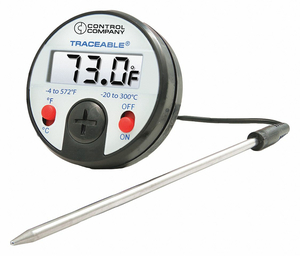 THERMISTOR THRMETR -58 TO 572F DIGITAL by Traceable