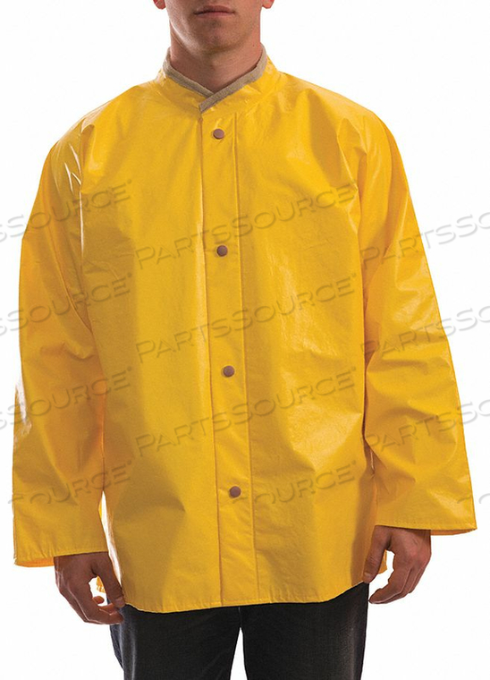 JACKET YELLOW L by Tingley Rubber