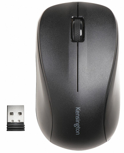 WIRELESS MOUSE FOR LIFE BLACK by Kensington Computer Products