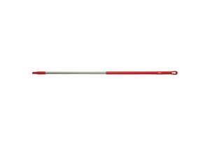 G3982 BROOM HANDLE SS RED 60 by Vikan