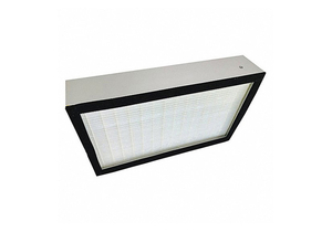 HEPA FILTER, 10 IN X 3.25 IN X 17 IN by Glas-Col