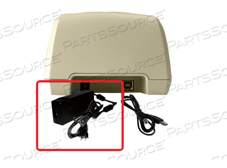 CHARGER AND POWER SUPPLY by Verathon Medical, Inc (Formerly Diagnostic Ultrasound)