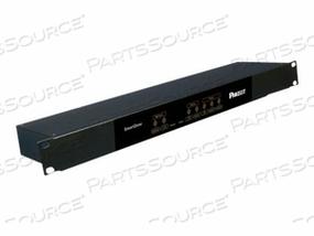 "PANDUIT SMARTZONE GATEWAY E24 - POWER MONITORING UNIT (RACK-MOUNTABLE) - AC 110-240 V - ETHERNET 10/100 - 1U - 19"" by Panduit"