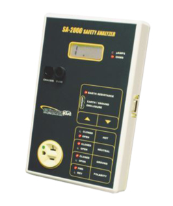 SA-2000 SAFETY ANALYZER by BC Group International, Inc. (BC Biomedical)