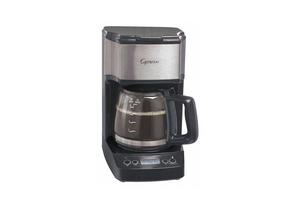 COFFEE MAKER PLSTIC 25OZ. BLK by Capresso
