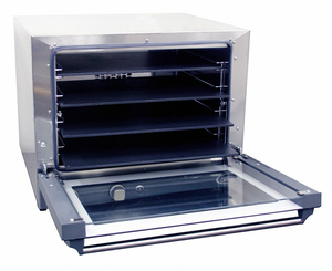 PIZZA CONVECTION OVEN 4 SHELVES HALF SZ by Cadco