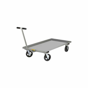 CASTER STEER WAGON - 48 X 24 2000 LB. CAPACITY by Little Giant