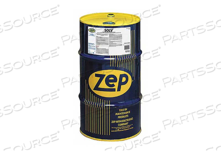 DEGREASER DRUM 20 GAL. CONCENTRATED by Zep