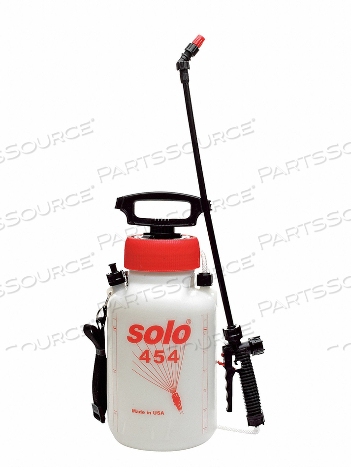 HANDHELD SPRAYER 1.5 GAL. HDPE by Solo