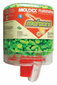 EAR PLUGS WITH DISPENSER 28DB PK250 by Moldex