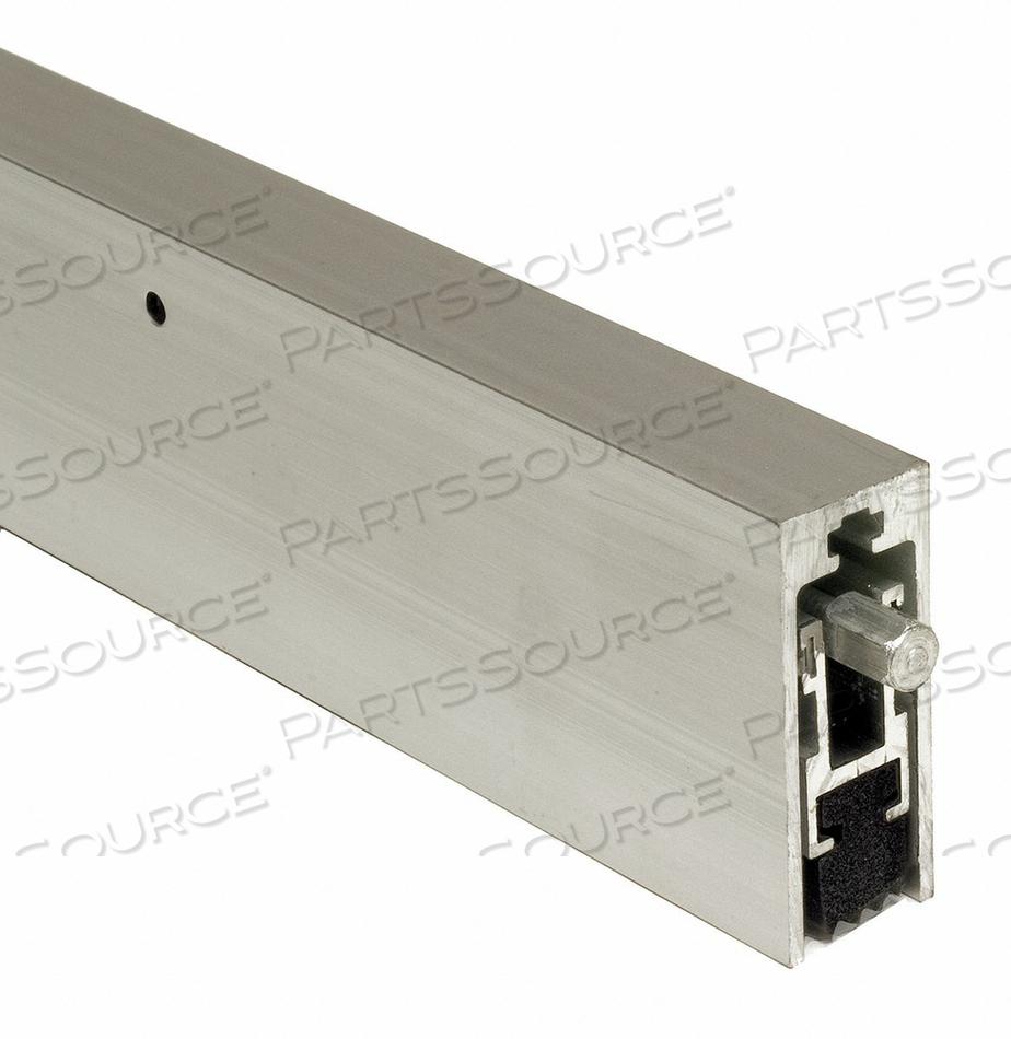 AUTOMATIC DOOR BOTTOM 48 IN ALUMINUM by National Guard Products
