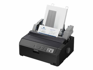 EPSON FX 890II - PRINTER - MONOCHROME - DOT-MATRIX - ROLL (8.5 IN), 10 IN (WIDTH), 10.12 IN X 14.29 IN - 240 X 144 DPI - 9 PIN - UP TO 738 CHAR/SEC - PARALLEL, USB 2.0 by Epson