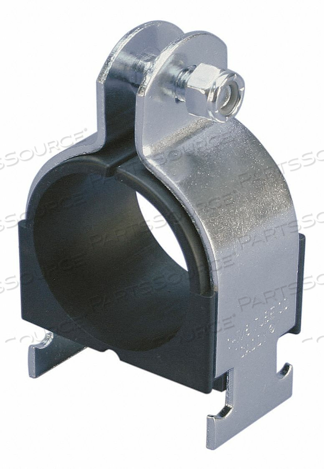 STRUT CUSHION CLAMP 1/4 IN PIPE by Nvent Caddy