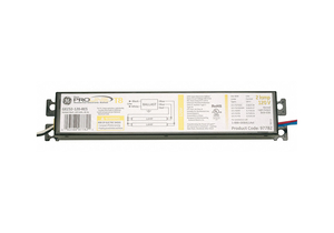 ELECTRONIC BALLAST T8 LAMPS 120V by GE Lighting