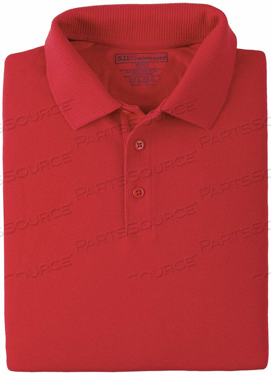 PROFESSIONAL POLO 2XL RANGE RED by 5.11 Tactical